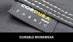 Durable workwear